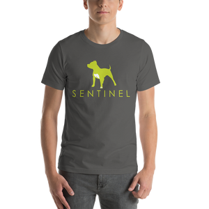 Dog Lovers Cloths, Dog Rescue T shirt, Pit Bull Clothing, Sentinel Clothing Brand, Sentinel Men's T-shirt