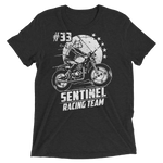 Sentinel Racing Team t-shirt, Dog Lovers Cloths, Dog Rescue T shirt, Pit Bull Clothing, Sentinel Clothing Brand,