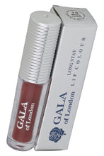 Load image into Gallery viewer, Gala of London SMUDGE PROOF Long Stay Lip Colour - 18 Mochalicious