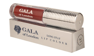 Gala of London SMUDGE PROOF Long Stay Lip Colour - 21 Rusty Red