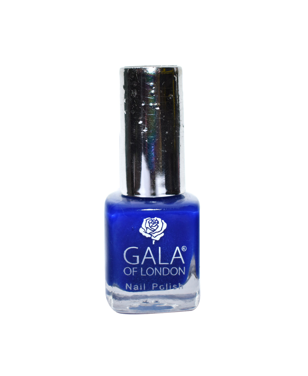 Gala of London Bridal Nail Polish - Glossy Blue BR17