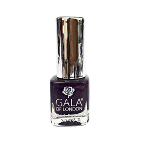 Gala of London Bridal Nail Polish - Glossy Purple BR18