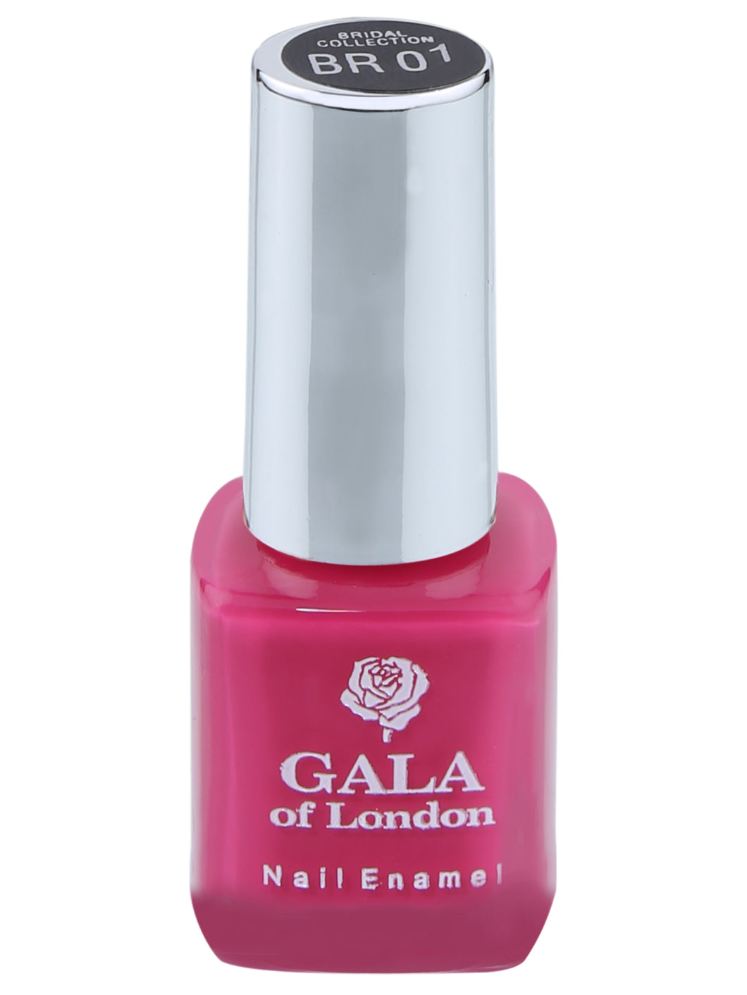 Gala of London Bridal Nail Polish - Pink Glossy BR01