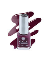 Load image into Gallery viewer, Gala of London Bridal Nail Polish - Purple Glossy BR05