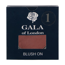 Load image into Gallery viewer, Gala of  London Blush On - Pink 4g