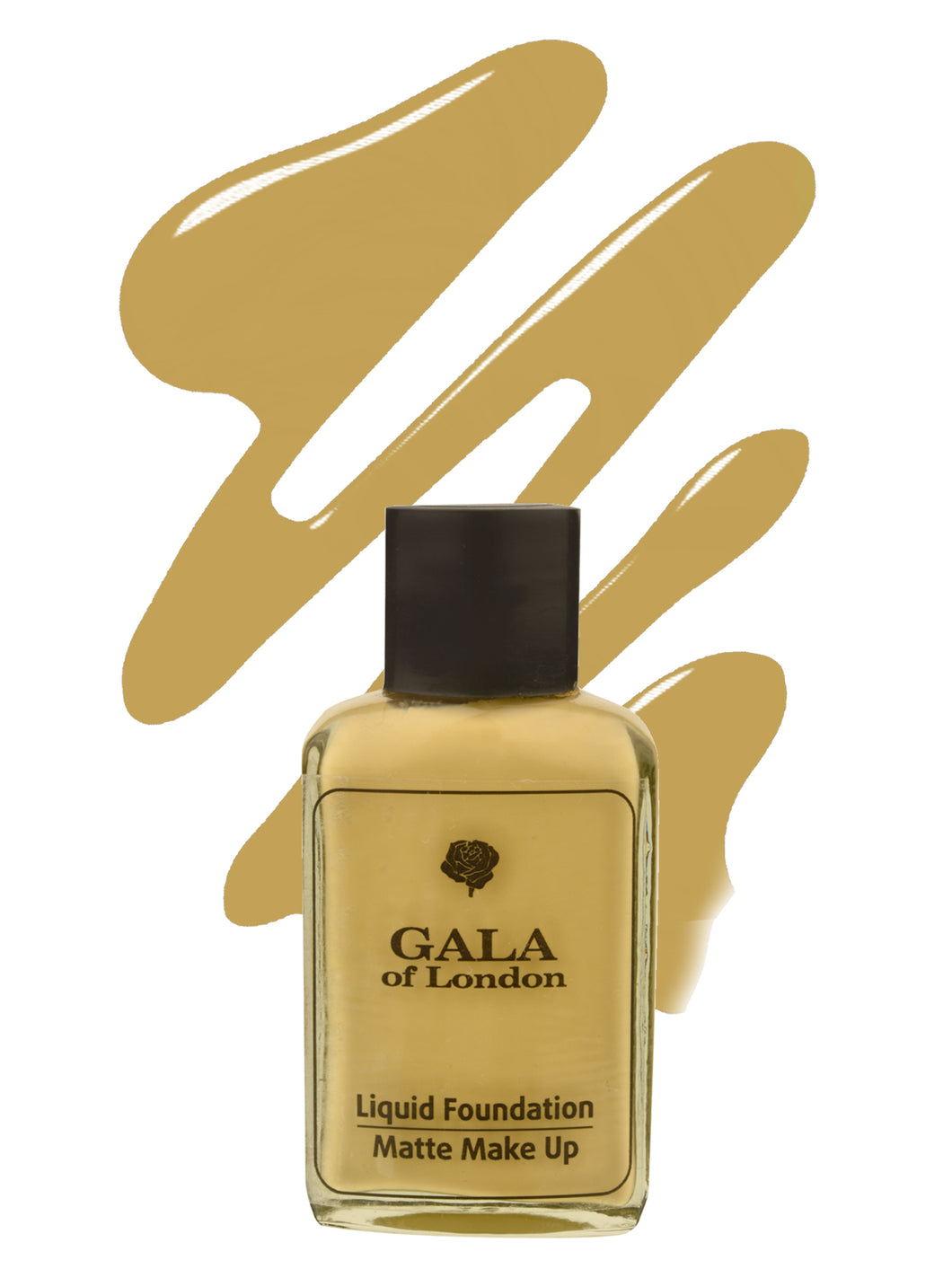Gala of London Matte Foundation 30g - Classic Ivory