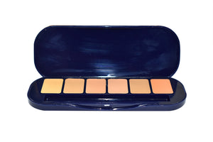 Gala of London HD Concealer and Foundation Palette - Set 1