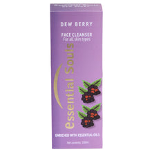 Load image into Gallery viewer, Essential Souls Dew Berry Cleanser - 100ml