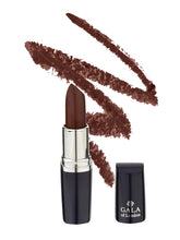 Load image into Gallery viewer, Gala of London Classic Lipstick - E21 Deep Burgundy
