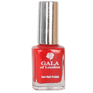 Gala of London Gel Nail Polish - Red Gloss G6