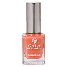 Load image into Gallery viewer, Gala of London Gel Nail Polish - Peach Glossy G3