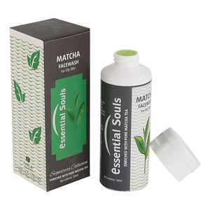 Essential Souls Matcha Facewash - 100ml