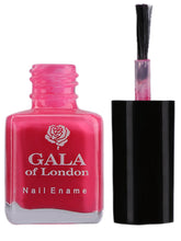 Load image into Gallery viewer, Gala of London Fashion Nail Enamel - Pink Glossy N64