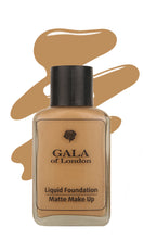 Load image into Gallery viewer, Gala of London Matte Foundation 30g - Natural Glow