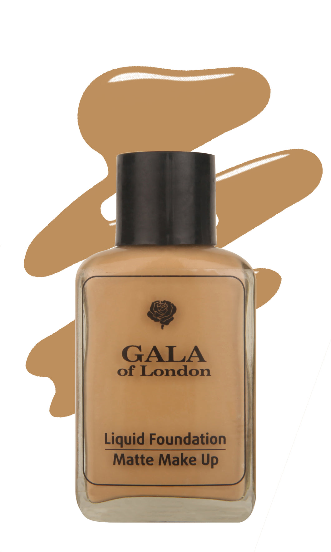 Gala of London Matte Foundation 30g - Natural Glow