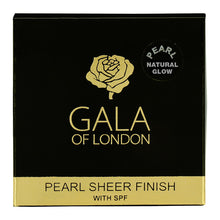 Load image into Gallery viewer, Gala of London Pearl Sheer Finish 12g - Natural Glow