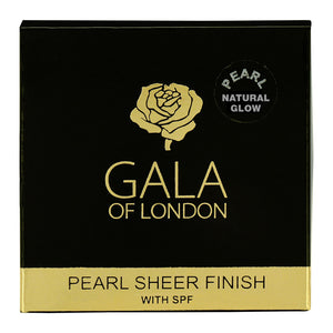 Gala of London Pearl Sheer Finish 12g - Natural Glow