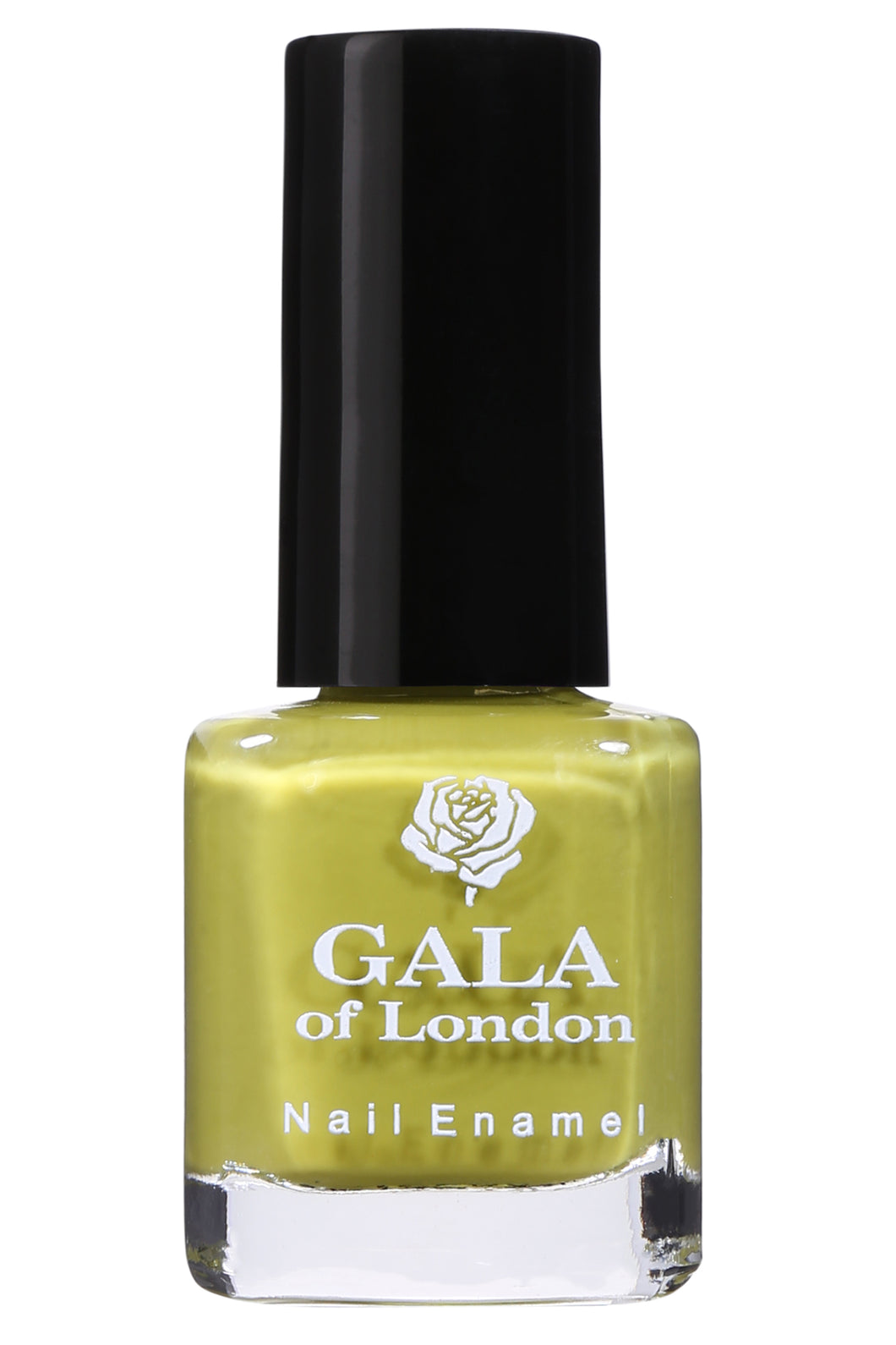 Gala of London Fashion Nail Enamel - Green Glossy N1
