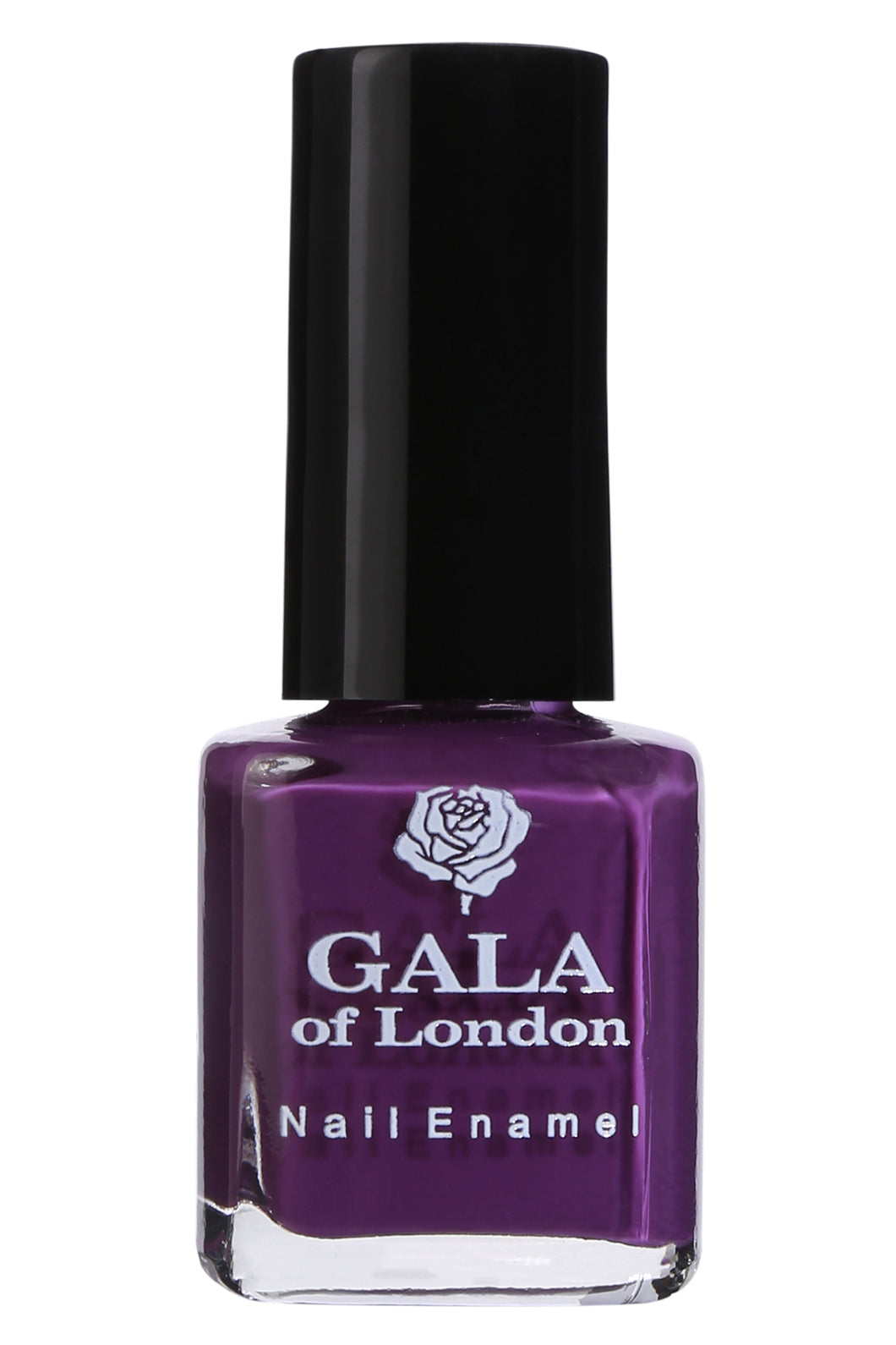 Gala of London Fashion Nail Enamel - Purple Glossy N5