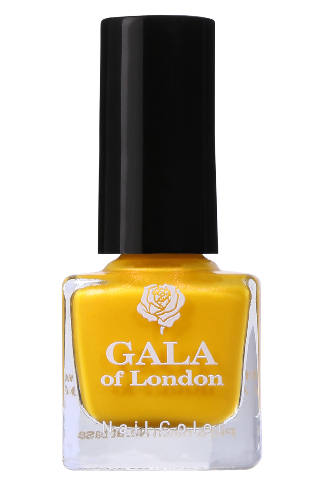 Gala of London S Series Nail Polish - Yellow Glossy S36