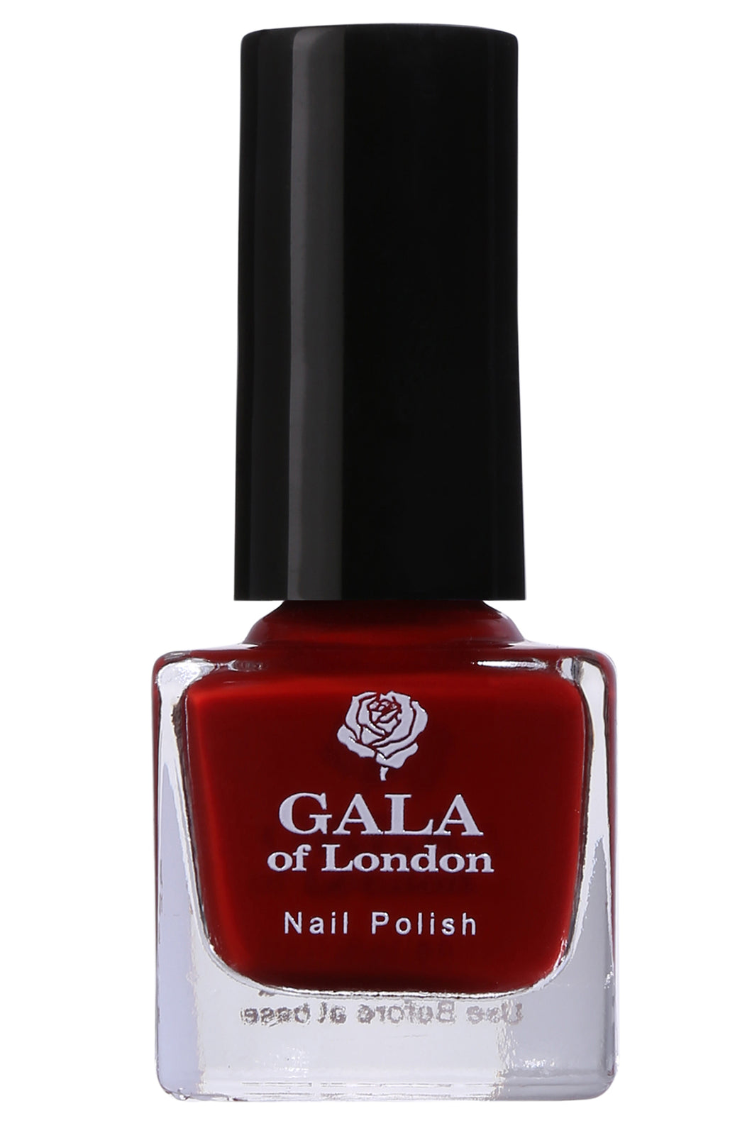 Gala of London S Series Nail Polish - Red Glossy S40