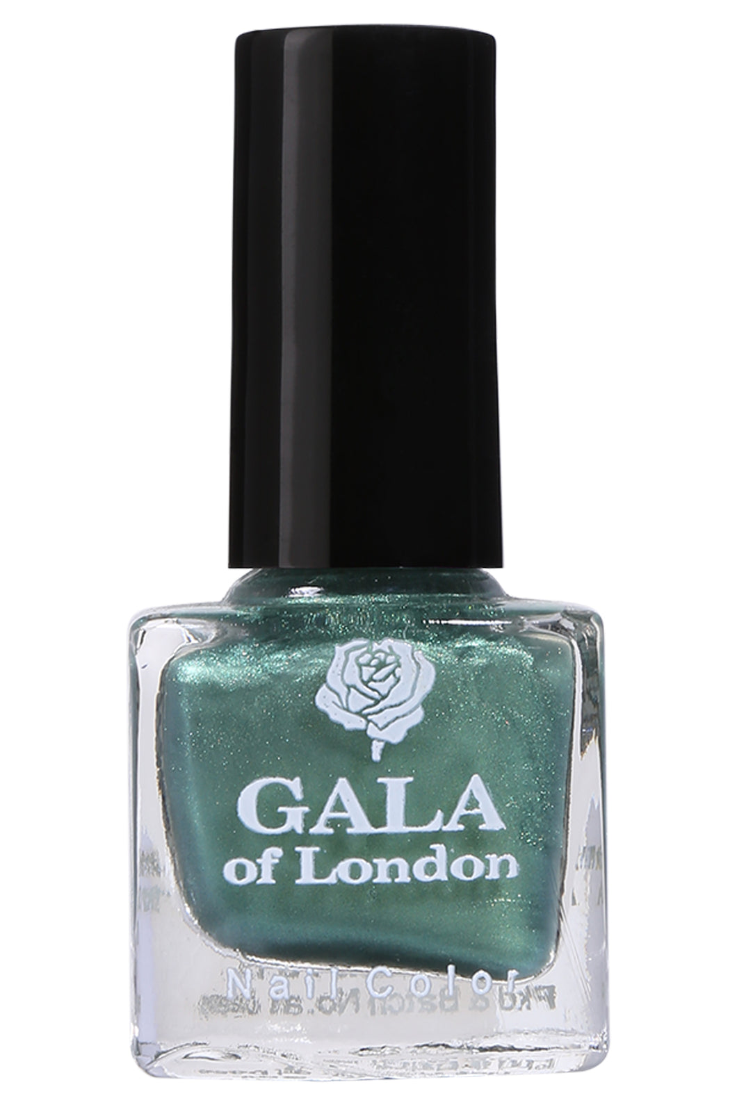Gala of London S Series Nail Polish - Green Glossy S15