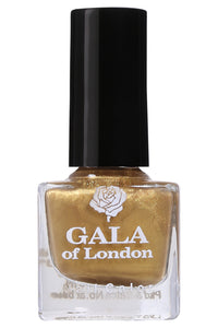 Gala of London S Series Nail Polish - Gold Glossy S20