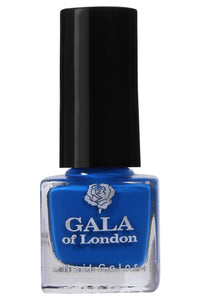 Gala of London S Series Nail Polish - Blue Glossy S22