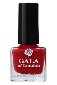 Gala of London S Series Nail Polish - Red Glossy S31