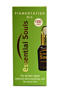 Essential Souls Pigmentation Oil - 20ml