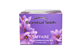 Essential Souls Saffaire Anti Pigmentation Gel - 50g