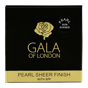 Gala of London Pearl Sheer Finish 12g - Sunkissed