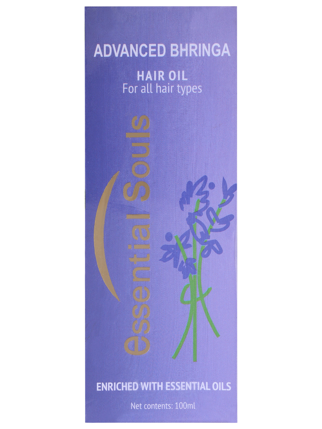 Essential Souls Advanced Bhringa Hair Oil - 100ml