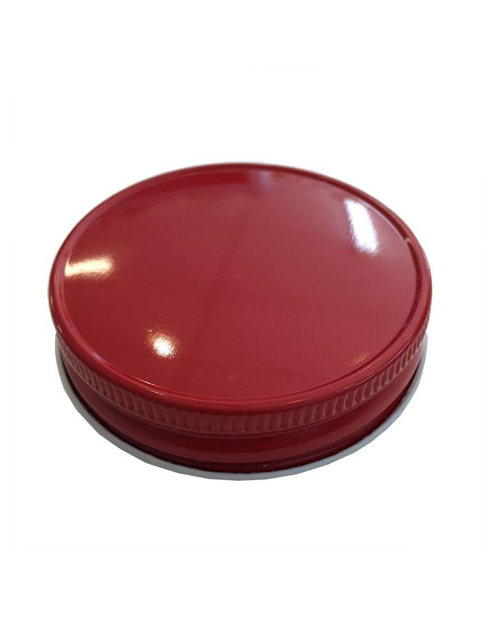 MYstyle Mason Jar Lid Red