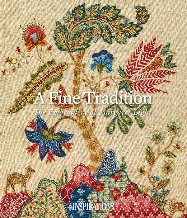 A Fine Tradition - The Embroidery of Margaret Light
