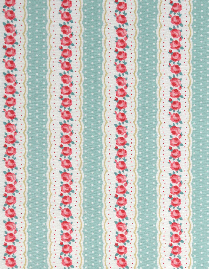 Cotton Fabric Chloe Autumn