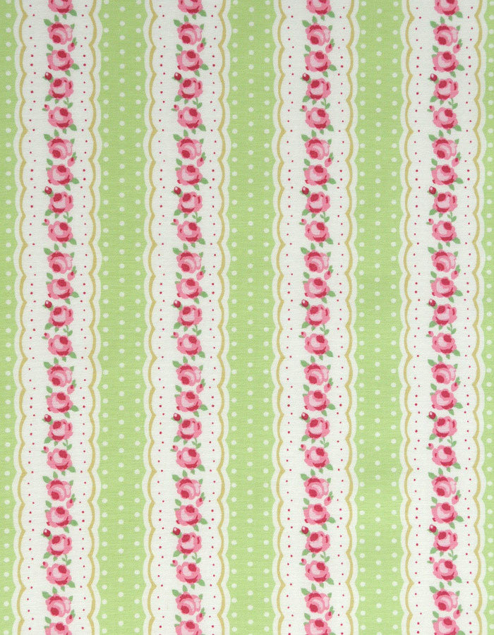 Cotton Fabric Chloe Summer