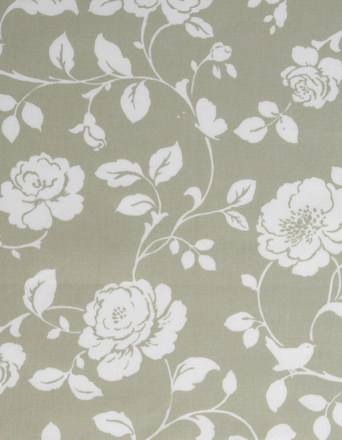 Cotton Fabric Meadow Sage