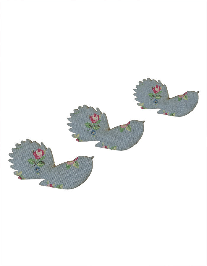 MYstyle Wall Decor Set of 3 Fantails