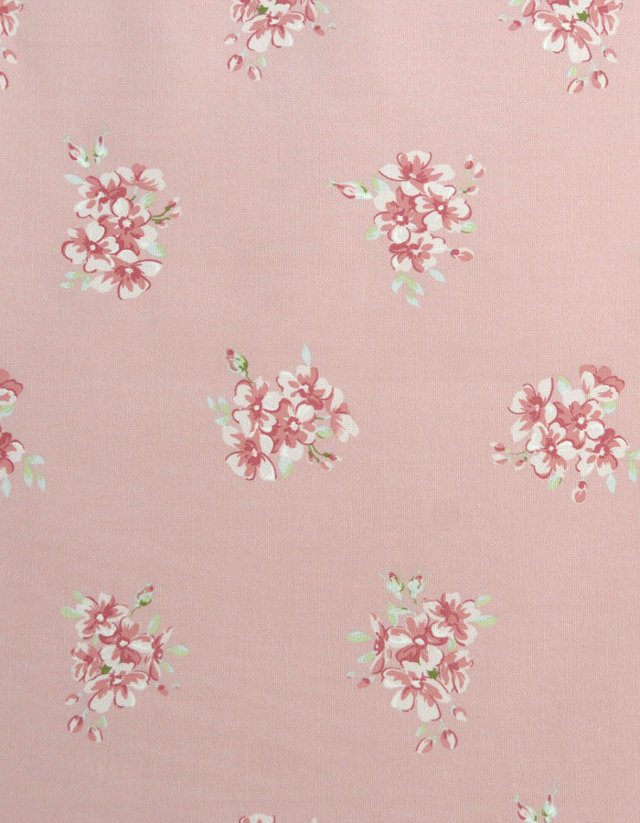 Cotton Fabric Tilly Rose