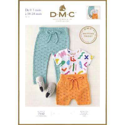 DMC Cotton Knitted leggings and Shorts