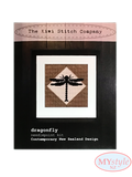 The Kiwi Stitch Company, Dragonfly Needlepoint Kit