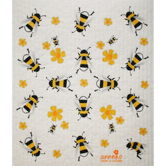 Anneko Bees Dish Cloth
