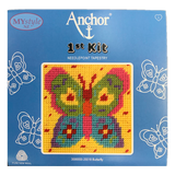 Anchor 1st Kit; Tapestry -  Butterfly