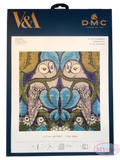 DMC, V&A The Owl - Tapestry Kit