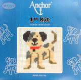 Anchor 1st Kit; Cross Stitch - Toby