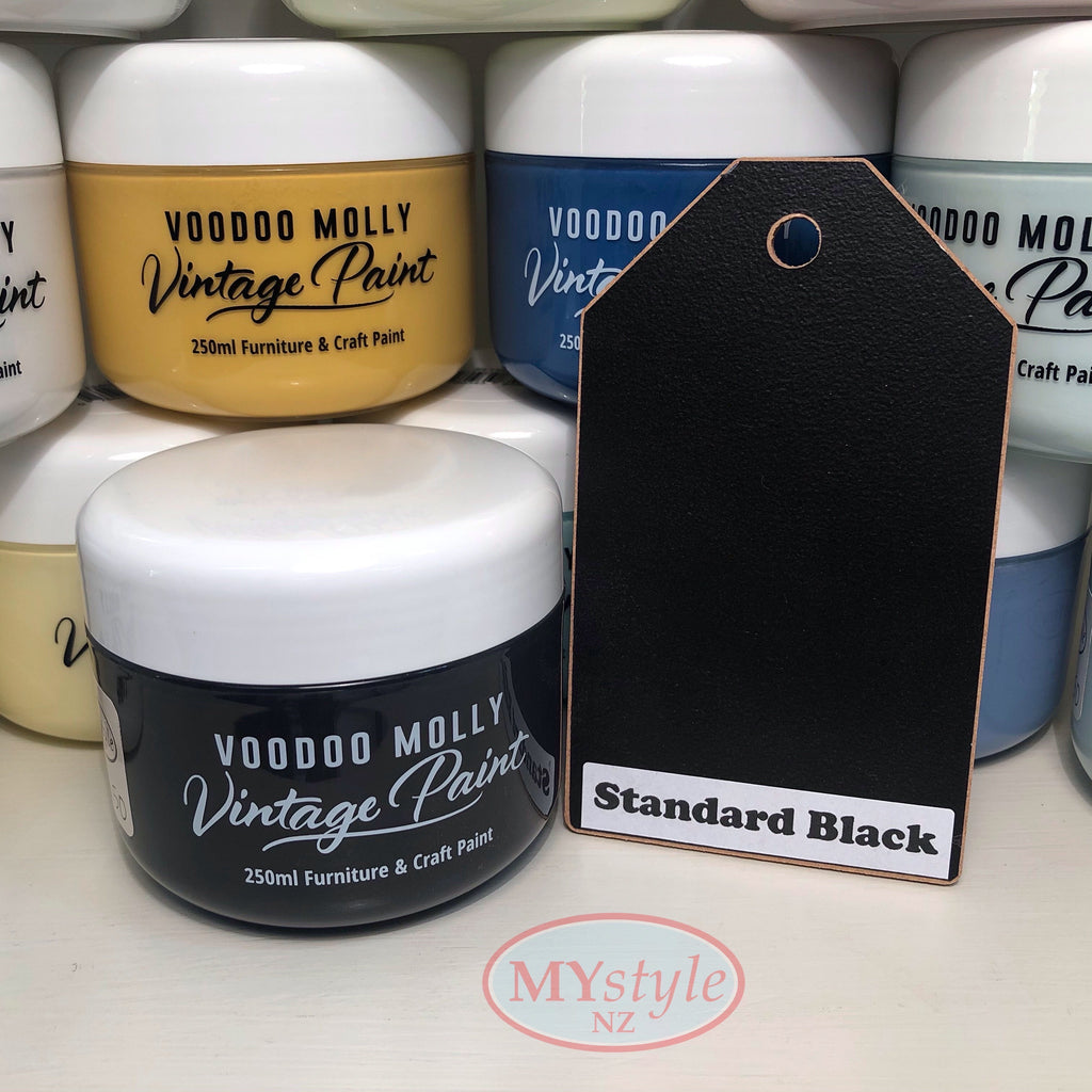 Voodoo Molly Standard Black, 250ml