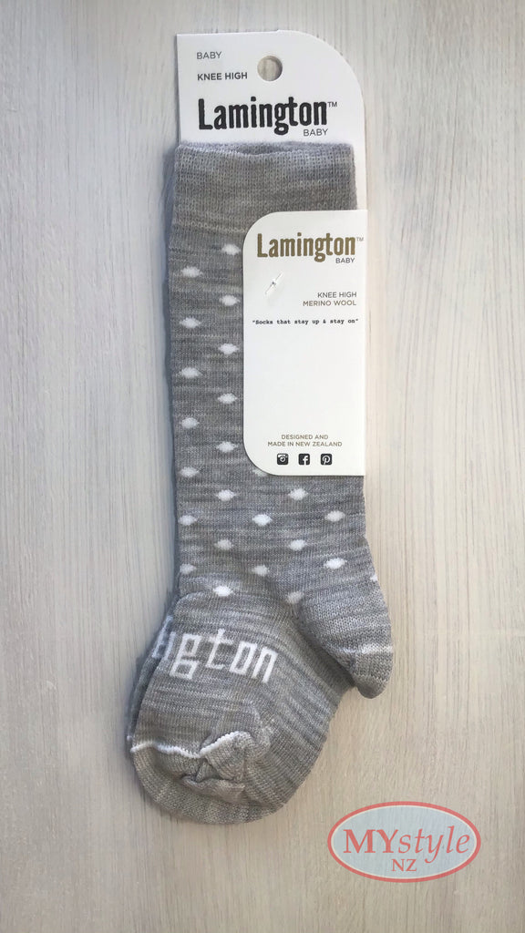 Lamington Socks - Snowflake