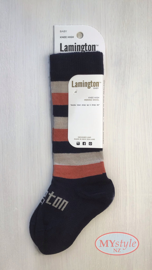 Lamington Socks - Lane