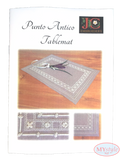 JC Embroidery, Punto Antico Tablemat